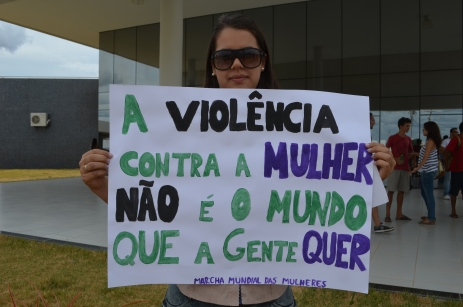 """Violence Against Women: This Isn't the World We Want"""
